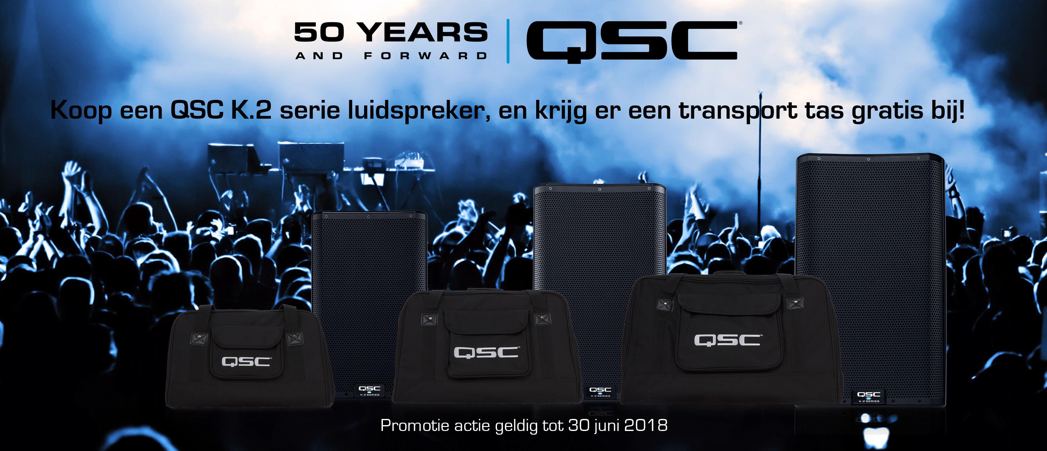 QSC K promo